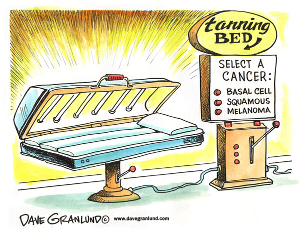 Are Tanning Beds Really Safer Than The Sun